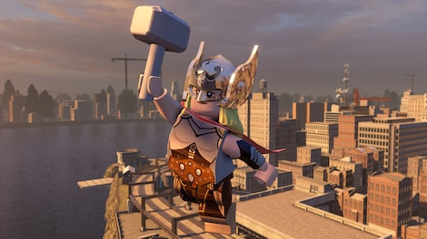 LEGO MARVEL's Avengers Steam Key GLOBAL - rozgrywka - 17