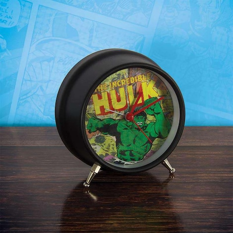 Marvel Comics Alarm Clock