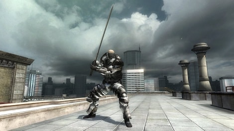 Metal Gear Rising: Revengeance Steam Key EUROPE - gameplay - 3
