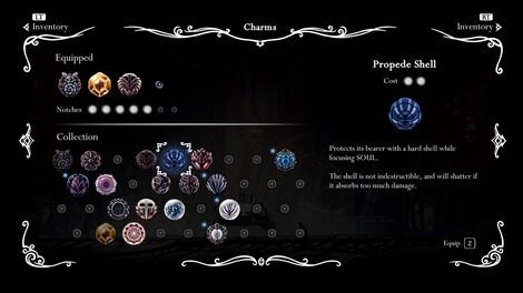 Hollow Knight Steam Key GLOBAL - ゲームプレイ - 11