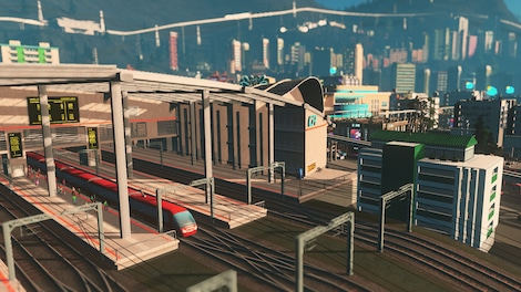 Cities: Skylines - Mass Transit Key Steam GLOBAL