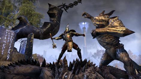 The Elder Scrolls Online: Tamriel Unlimited Imperial Edition The Elder Scrolls Online Key GLOBAL - gameplay - 5