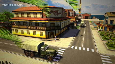 Tropico 5 Steam Key GLOBAL - gameplay - 5