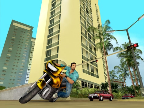 Grand Theft Auto: Vice City Steam Key GLOBAL - gameplay - 5