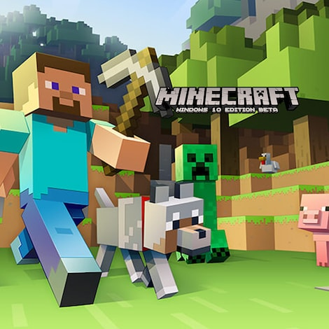 Minecraft: Windows 10 Edition Microsoft Key GLOBAL - gameplay - 12