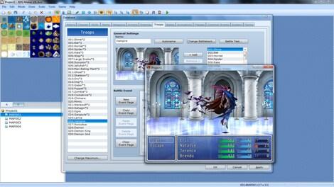 RPG Maker VX Ace Deluxe Steam Key GLOBAL - screenshot - 7