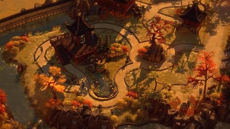 Shadow Tactics: Blades of the Shogun Steam Key GLOBAL - gameplay - 10