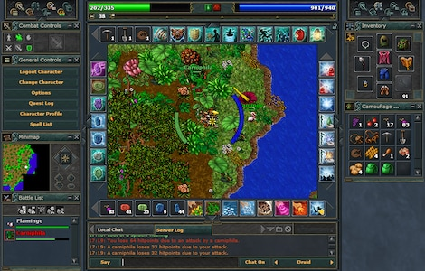 Tibia PACC Premium Time Cipsoft GLOBAL 30 Days Code - screenshot - 15