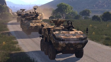 Arma 3: Limited Steam Key EUROPE - gameplay - 6