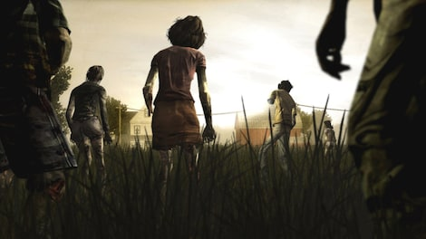 The Walking Dead: The Complete First Season PSN Key PS4 NORTH AMERICA - gameplay - 3