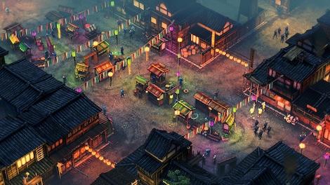 Shadow Tactics: Blades of the Shogun Steam Key GLOBAL - gameplay - 5
