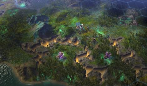 Sid Meier's Civilization: Beyond Earth Steam Key GLOBAL - gameplay - 3