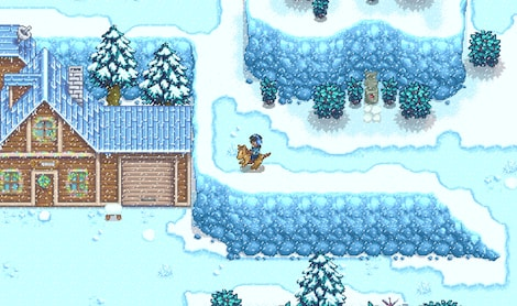 Stardew Valley Steam Key GLOBAL - gameplay - 6