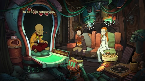 Deponia Trilogy Steam Key GLOBAL - gameplay - 27