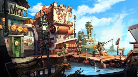 Deponia Trilogy Steam Key GLOBAL - gameplay - 21