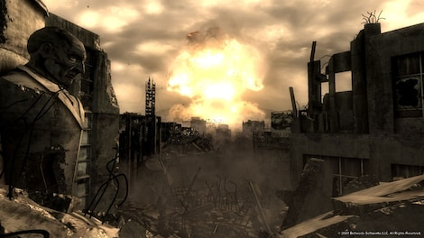 Fallout 3 XBOX LIVE Key XBOX ONE NORTH AMERICA - gameplay - 8