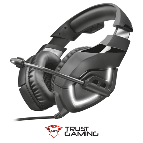 Trust Gaming GXT 380 Doxx Black