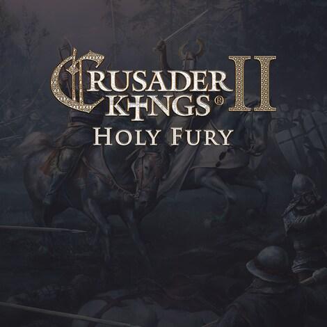 Crusader Kings II: Holy Fury Steam Gift GLOBAL