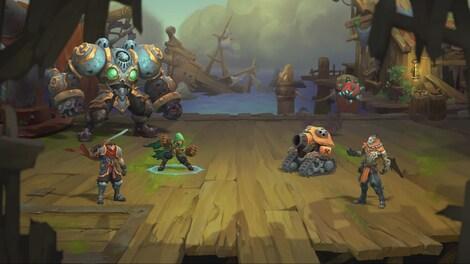 Battle Chasers: Nightwar Steam Key PC GLOBAL - rozgrywka - 8