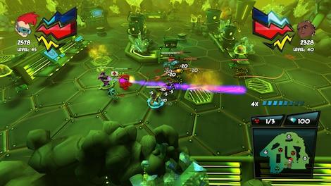 ZAMB! Biomutant Extermination Steam Key GLOBAL - gameplay - 2