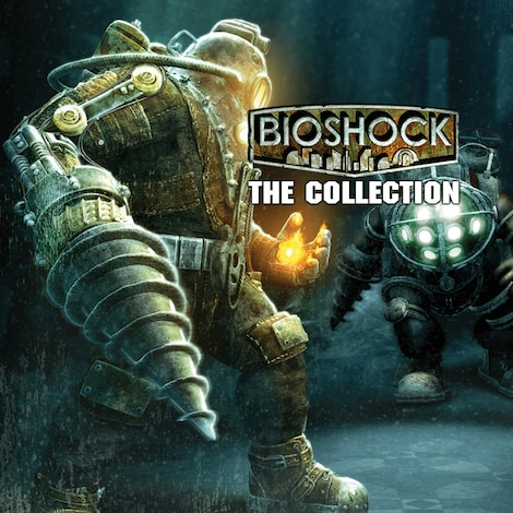 BioShock: The Collection Steam Key GLOBAL - gameplay - 9