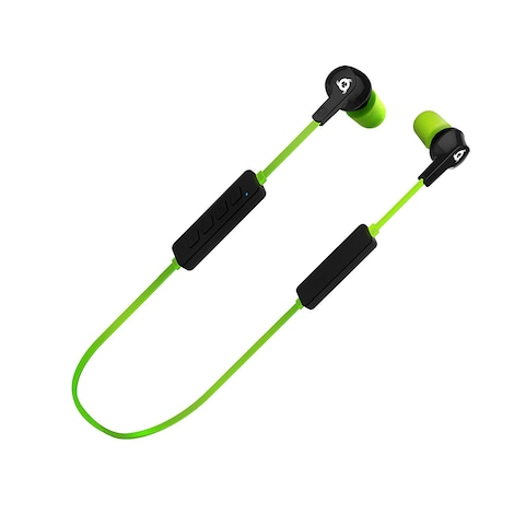 KLIM Pulse Bluetooth 4.1 Earphones - Wireless Earbuds – Noise Reduction – Sport, Music, Phone Calls, Gaming