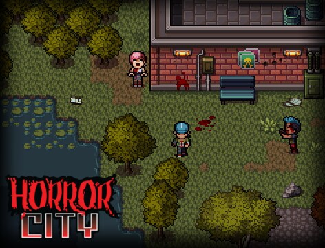 RPG Maker VX Ace - POP!: Horror City Steam Key GLOBAL