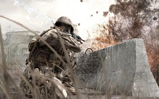 Call of Duty 4: Modern Warfare Steam Key GLOBAL - gameplay - 12