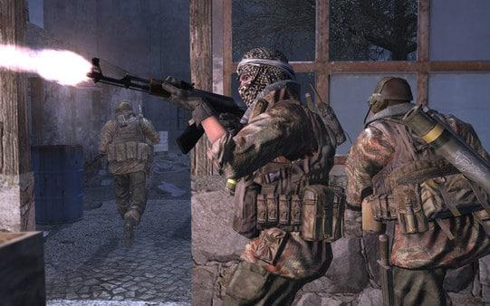 Call of Duty 4: Modern Warfare Steam Key GLOBAL - gameplay - 10