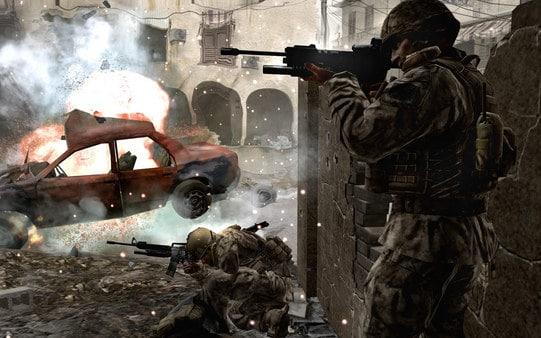 Call of Duty 4: Modern Warfare Steam Key GLOBAL - gameplay - 6