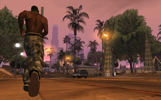Grand Theft Auto San Andreas Steam Key GLOBAL - gameplay - 4