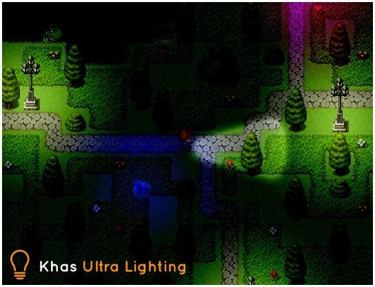 Rpg Maker Vx Ace Khas Ultra Lighting Script Steam Key Global Pc