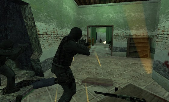 Counter-Strike 1.6 Steam Gift GLOBAL - gameplay - 6