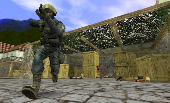 Counter-Strike 1.6 Steam Gift GLOBAL - gameplay - 9