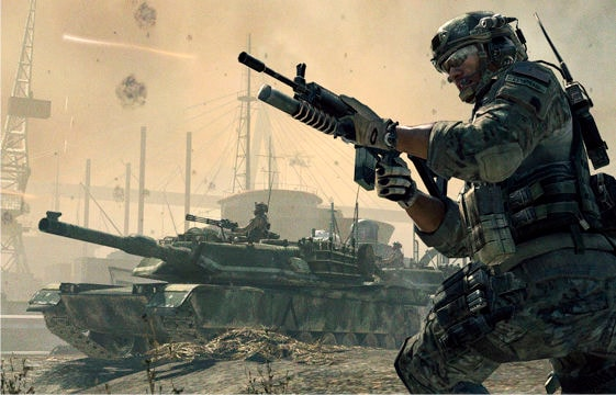 Call of Duty: Modern Warfare 3 Steam Key GLOBAL - gameplay - 14