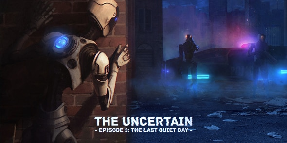 The Uncertain: Episode 1. The Last quiet day Steam Key GLOBAL - gameplay - 16