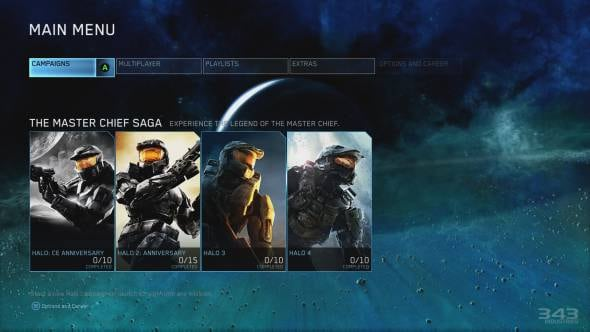 Halo The Master Chief Collection Xbox Live Key Xbox One Europe