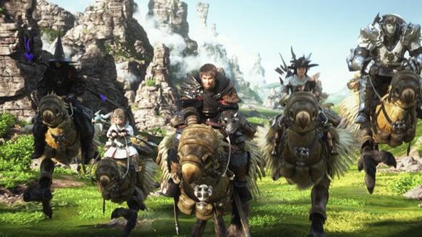 Final Fantasy XIV: A Realm Reborn Time Card 60 Days EUROPE Final Fantasy - screenshot - 8
