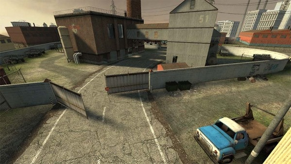 Counter-Strike: Source + Garry's Mod Steam Key GLOBAL - gameplay - 3