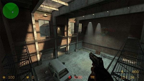 Counter-Strike: Source + Garry's Mod Steam Key GLOBAL - gameplay - 13