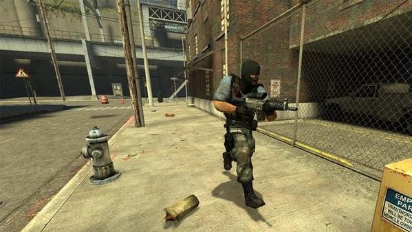 Counter-Strike: Source + Garry's Mod Steam Key GLOBAL - gameplay - 20