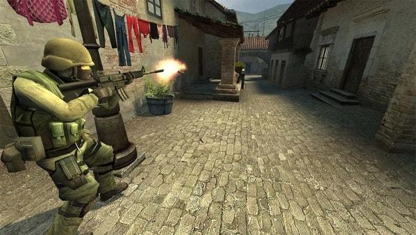 Counter-Strike: Source + Garry's Mod Steam Key GLOBAL - gameplay - 4