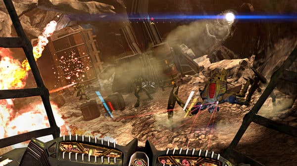 Red Faction Collection Steam Key GLOBAL - gameplay - 7