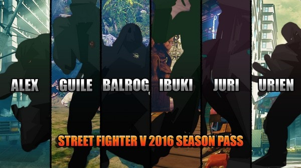 Street Fighter V 2016 Season Pass Key Steam GLOBAL - скриншот - 1
