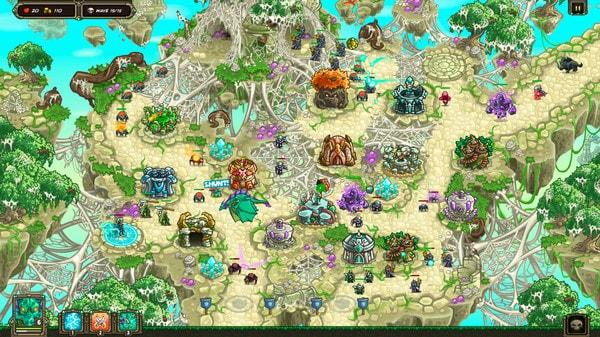 Kingdom Rush Origins Steam Key GLOBAL - G2A COM