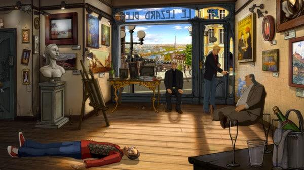 Broken Sword 5 - The Serpent's Curse Steam Key GLOBAL - gameplay - 22