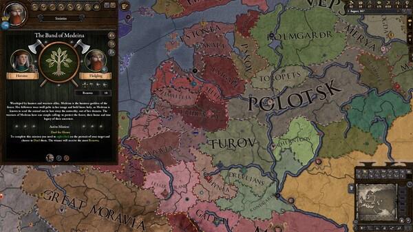 Crusader Kings II: Holy Fury Steam Key GLOBAL - screenshot - 6