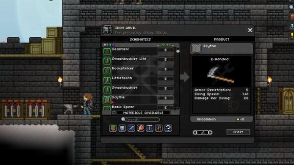 Starbound Steam Key GLOBAL - gameplay - 8