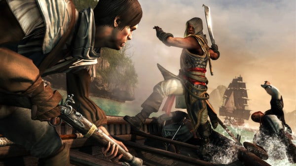 Assassin's Creed IV: Black Flag Season Pass Key Steam GLOBAL - screenshot - 10