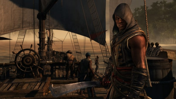 Assassin's Creed IV: Black Flag Season Pass Key Steam GLOBAL - screenshot - 11